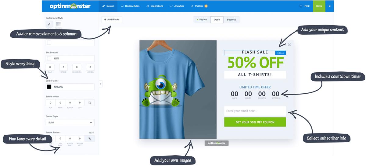 OptinMonster - Offer