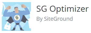 WordPress Plugin - SG Optimizer Logo