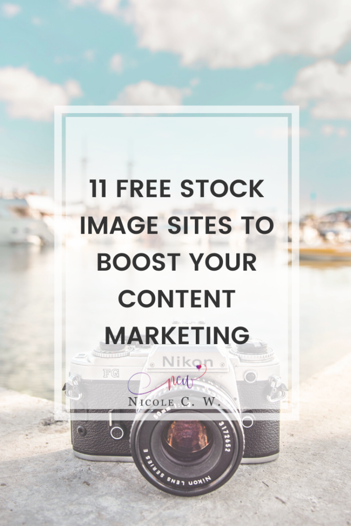 [Marketing Tips] 11 Free Stock Image Sites To Boost Your Content Marketing