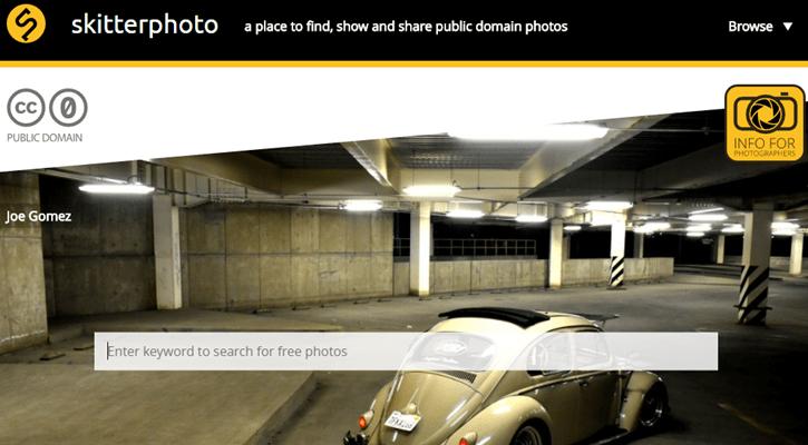Stock Image - Skitterphoto