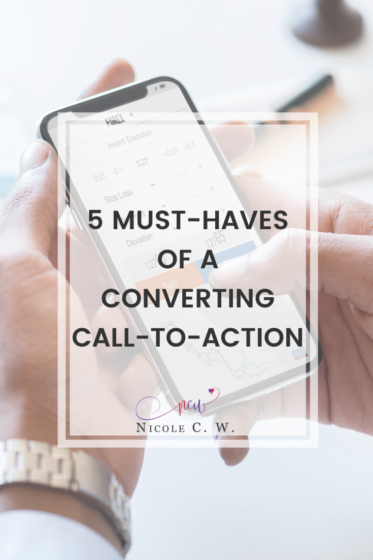 [Marketing Tips] 5 Must-Haves Of A Converting Call-To-Action