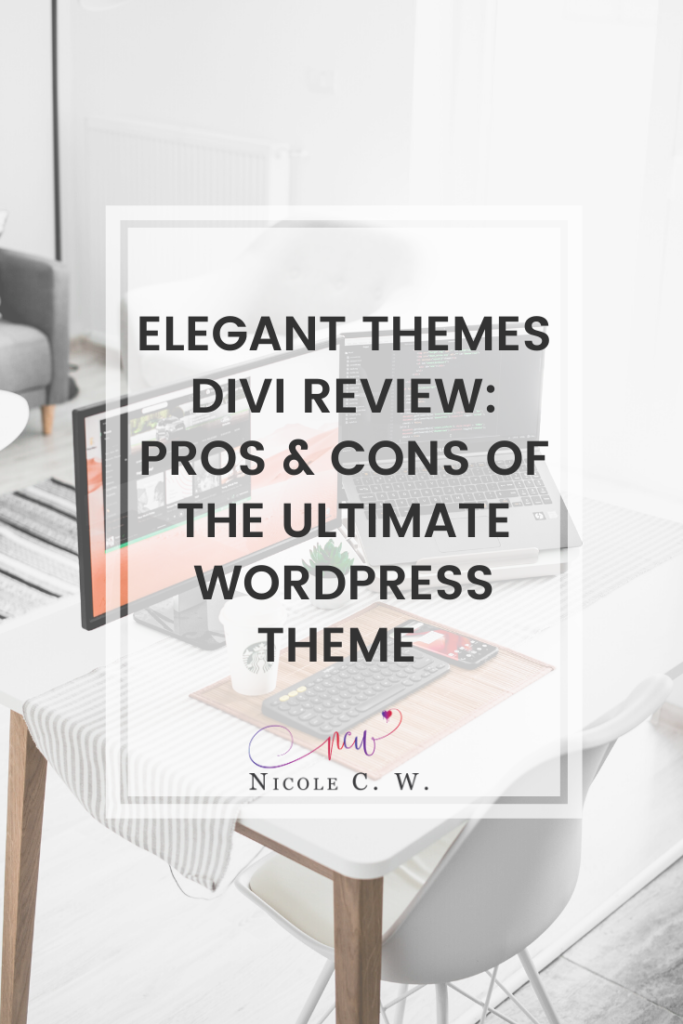Elegant Themes WordPress Themes Tech Specs