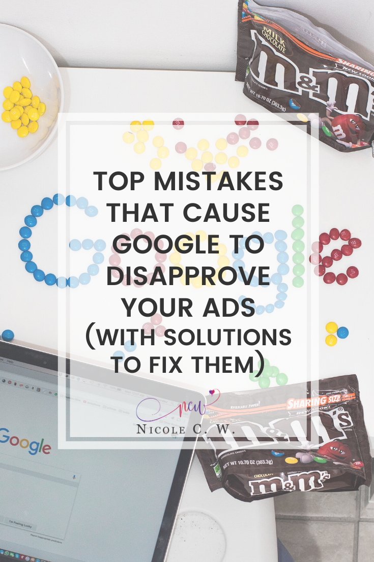 [Marketing Tips] Top Mistakes That Cause Google To Disapprove Your Ads (With Solutions To Fix Them)