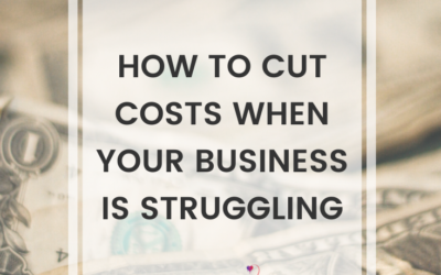 How To Cut Costs When Your Business Is Struggling
