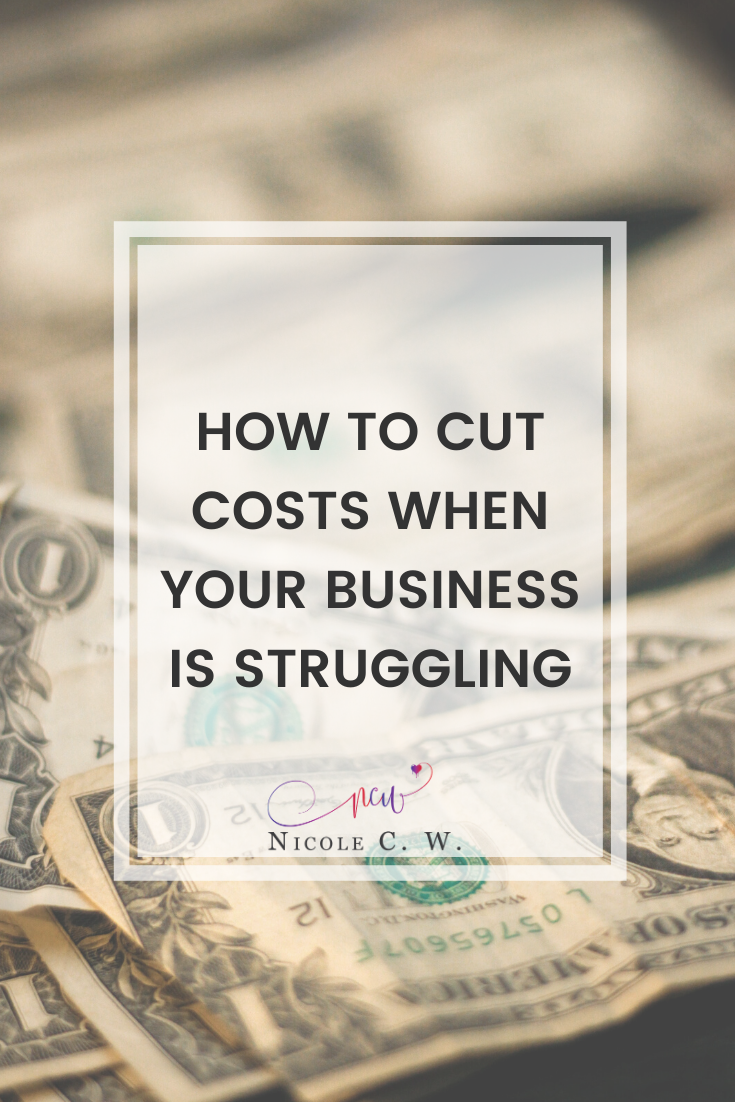[Entrepreneurship Tips] How To Cut Costs When Your Business Is Struggling