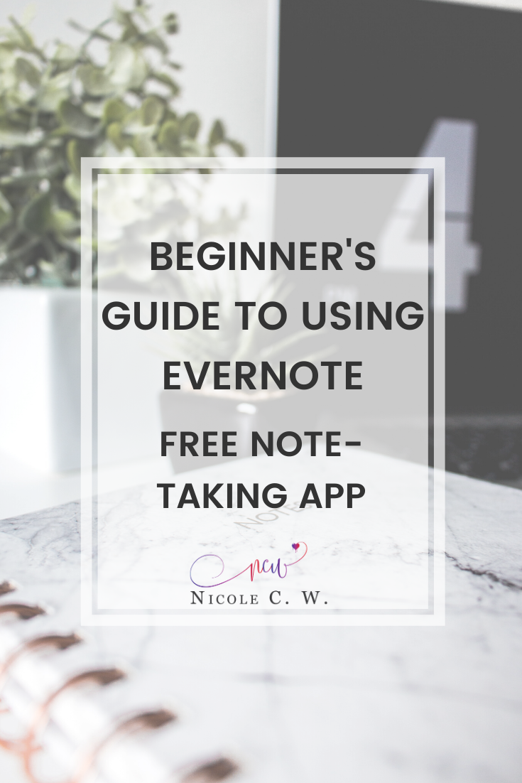 [Entrepreneurship Tips] Beginner's Guide To Using Evernote, Free Note-Taking App