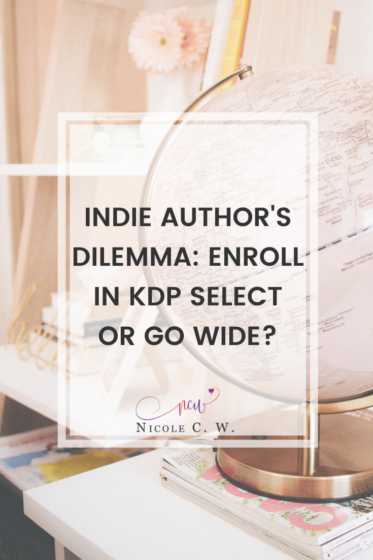 [Self-Publishing Tips] Indie Author's Dilemma - Enroll In KDP Select Or Go Wide