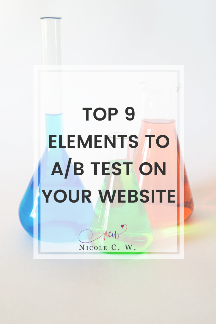[Marketing Tips] Top 9 Elements To A/B Test On Your Website