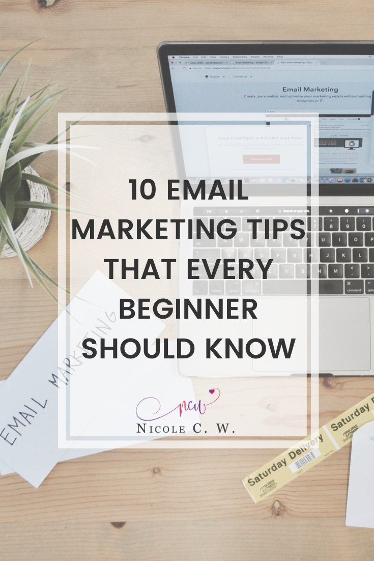 [Marketing Tips] 10 Email Marketing Tips That Every Beginner Should Know