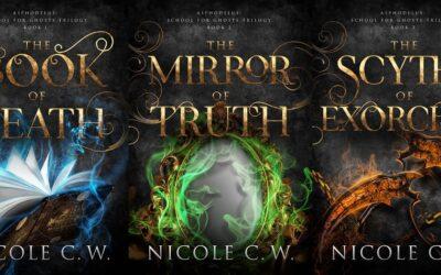 Asphodelus: School For Ghosts Trilogy Is Up For Pre-Order