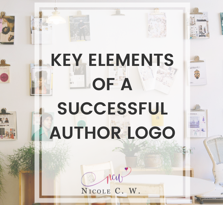Key Elements Of A Successful Author Logo