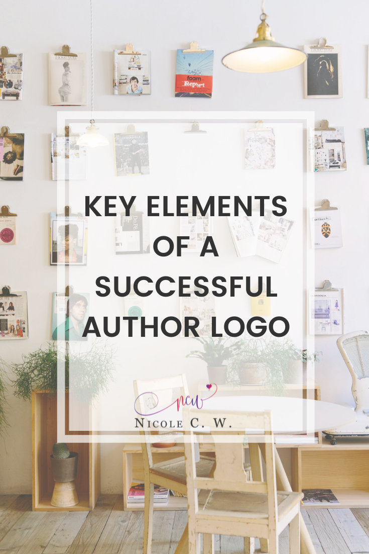 [Self-Publishing Tips] Key Elements Of A Successful Author Logo