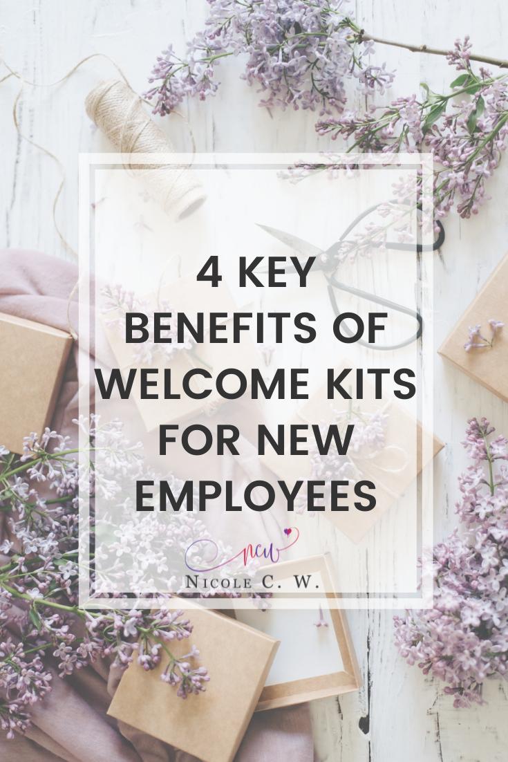 [Entrepreneurship Tips] 4 Key Benefits Of Welcome Kits For New Employees