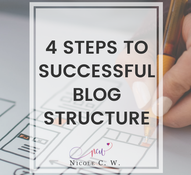 4 Steps To Successful Blog Structure