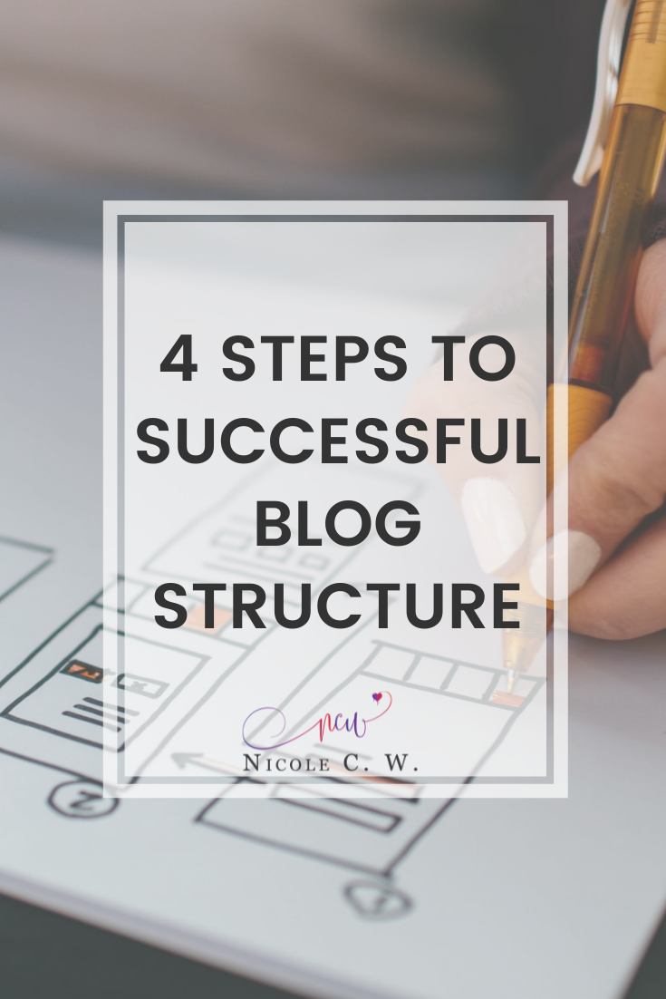 [Marketing Tips] 4 Steps To Successful Blog Structure