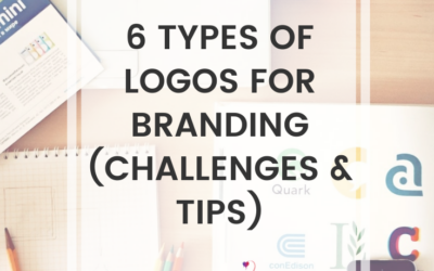 6 Types Of Logos For Branding (Challenges & Tips)