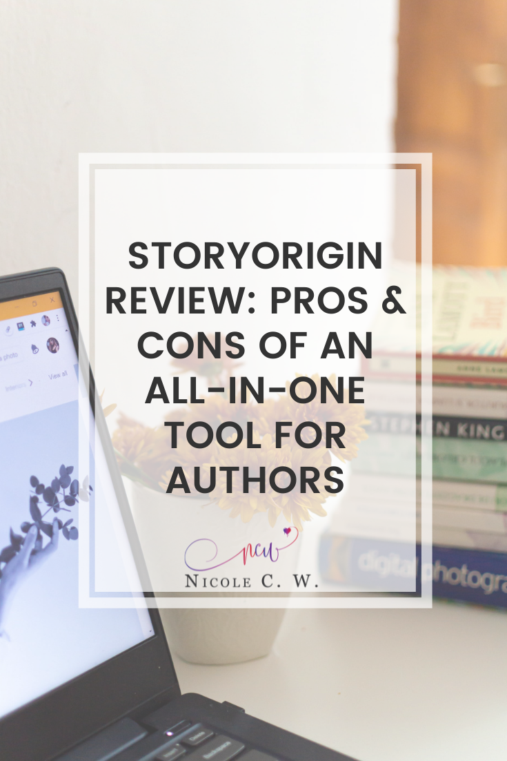 [Self-Publishing Tips] StoryOrigin Review - Pros & Cons Of An All-In-One Tool For Authors